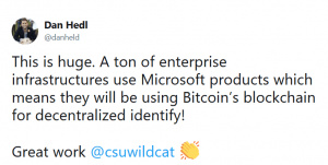 Microsoft and Bitcoin Now Have Something In Common 102
