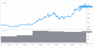 Bitcoin Up More Than 100% in 2019, Altcoins Rally 101