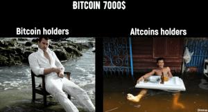 Crypto humour