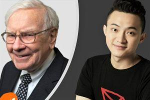 Googling for Justin Sun & Cryptocurrency Spikes On Warren Buffett News 101