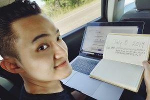 Everything is Fine, Says Justin Sun as Fake News Hit Tron 101