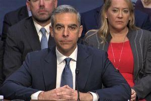 Libra Hearing: 'Toddler With Matches and the Game of Trust' 101