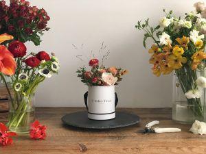Paiement en cryptomonnaies chez l'Atelier floral