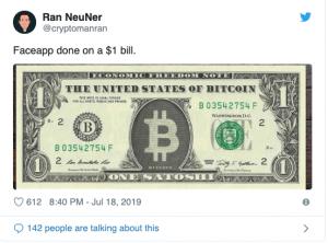 Crypto humour bitcoin