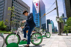 South Korean Cities May Reward Cyclists with 'Token' Incentives 101