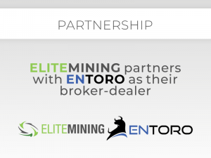 Elite Mining partners with Entoro as their broker-dealer 101