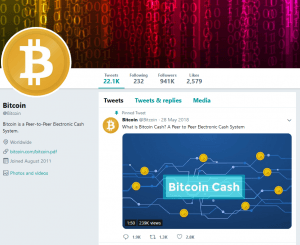 Bitcoin's Popular Twitter Handle Abandoned BCH for BTC? 102