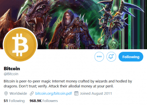 Bitcoin's Popular Twitter Handle Abandoned BCH for BTC? 103