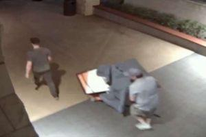 Watch Two Alleged Thieves Walk out of a Mall with a Bitcoin ATM 101