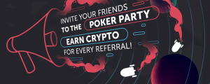 Jouer pour gagner: Gagnez des cryptos grâce aux parrainages de CoinPoker 101