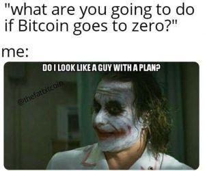 Bitcoin Prices, Bets, Satellites and 20 Crypto Jokes 102