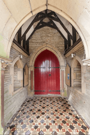 Bitcoin Buyers: 19th-Century UK Church for Sale at BTC 180 105