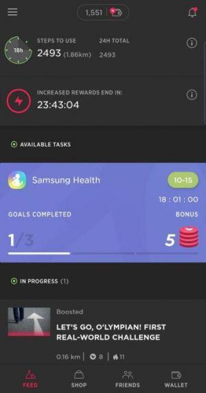 Nuovo esempio di adozione cripto: Samsung testa la tokenomics con Lympo 103