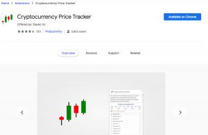 Une extension pour connaître le prix du Bitcoin sur son navigateur