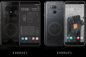 How is HTC's Exodus 1s Cryptophone Different from its Exodus 1 101