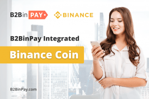 B2BinPay Integrates BNB Blockchain Adding Native BNB Coin Payment Service 101