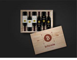 La cuvée Bitcoin / Photo: BTC Wine