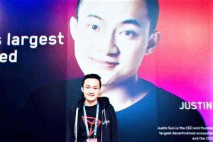 Tron Prices Rise as CEO Justin Sun Admits He Invested in Poloniex 101