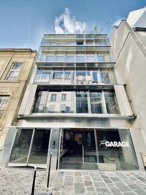 L'incubateur The Garage à Paris