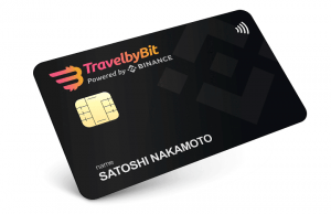 Another Crypto Card Revealed - This Time, by Binance and TravelbyBit 101