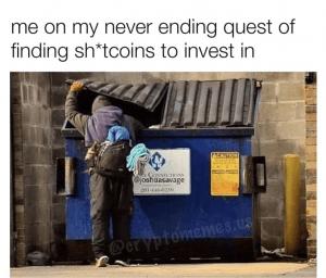 Market Shrugs, Price Nightmares and 20 Crypto Jokes 105