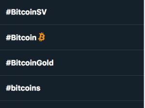 "Bitcoin a son ""emoji"" officiel sur Twitter 101"