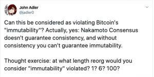 'Stale' Block Reminds the Importance of Bitcoin Confirmations 102