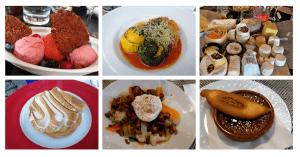 Plats du restaurant Le Bien Aller / Photo: gracieuseté