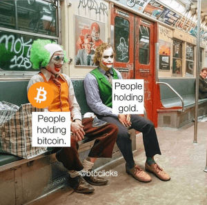 Discussion, Opposition, Escalation and 20 Crypto Jokes 110