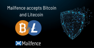 Mailfence secure and private email provider accepts Bitcoin and Litecoin 101