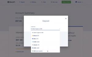 Acheter des cryptomonnaies sur BlockFi avec du cash est désormais possible 101