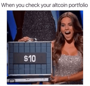 Pushy Turbulence, Pressuring Miners, Bright Future and 20 Crypto Jokes 101