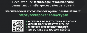 CoinPoker: gagnez des cryptos en jouant au poker 104