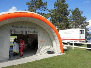 Italian Bitcoin-funded Coronavirus Medical Center Now Operational 102