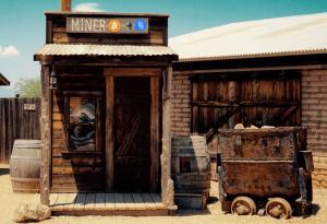 Cryptomonnaie: vers la fin du western? 101