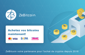 ZeBitcoin: achetez des cryptomonnaies, tout simplement 101