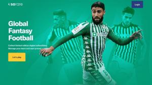 Betis Sevilla joins Sorare's blockchain fantasy football game 101