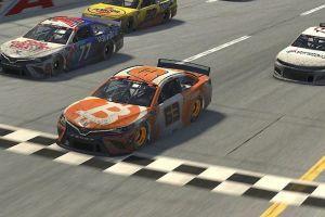 Bitcoin Car-driving Crypto Fan Beats NASCAR Champ in e-Sports Showdown 101