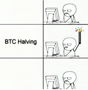 Happy Halving, Indecisive 9K and 20 Crypto Jokes 103