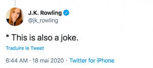 Quand J.K. Rowling, la créatrice d'Harry Potter, s'intéresse au Bitcoin via Twitter 103
