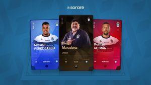 La légende du football Diego Maradona arrive sur la blockchain 102
