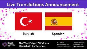 blockdown conference turkish spanish