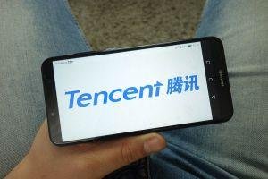 Tencent bockchain patents
