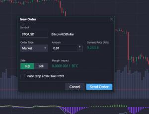 Comment trader facilement sur PrimeXBT 103