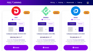 Feel Mining: Generate Benefits Every 5 Minutes 103