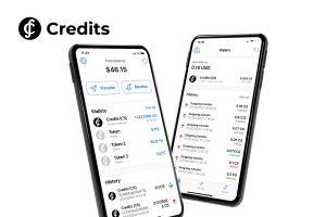 Credits Blockchain Released Two Apps: CS Crypto Wallet & Neobank 101