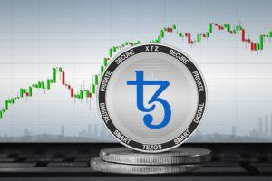 Tezos flash crash