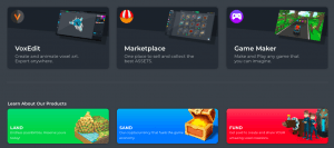 "Binance Launchpad lance son projet de jeu en monde virtuel ""The Sandbox"" 102"