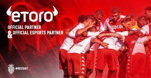 eToro et AS Monaco