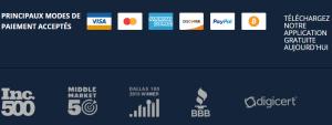 Paiement Bitcoin: 7 sites qui acceptent le Bitcoin 104